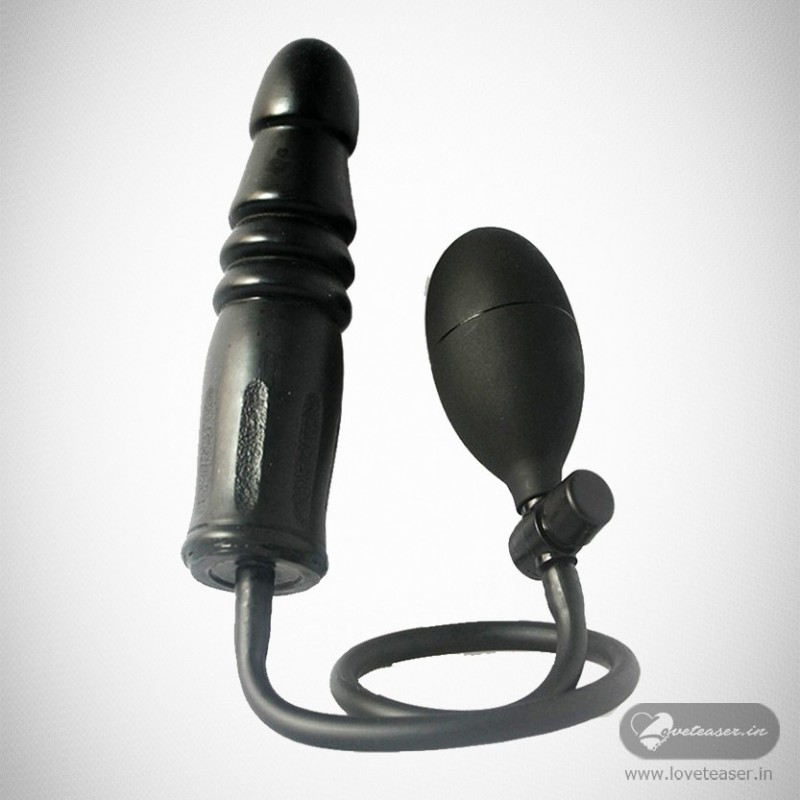 Huge Inflatable Dildo Anal Plug Adult Sex Toys For Women DNV-016